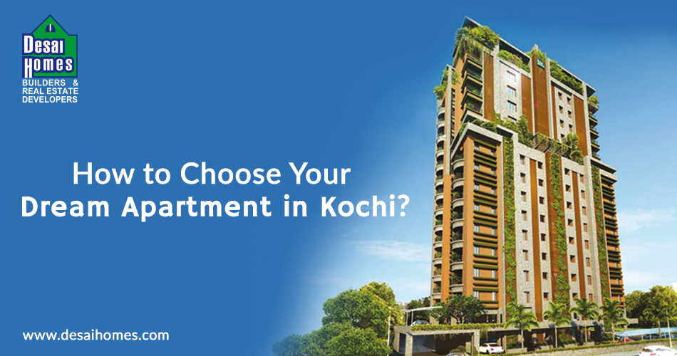 Build Your Dream Life In The Beautiful Flats Kochi