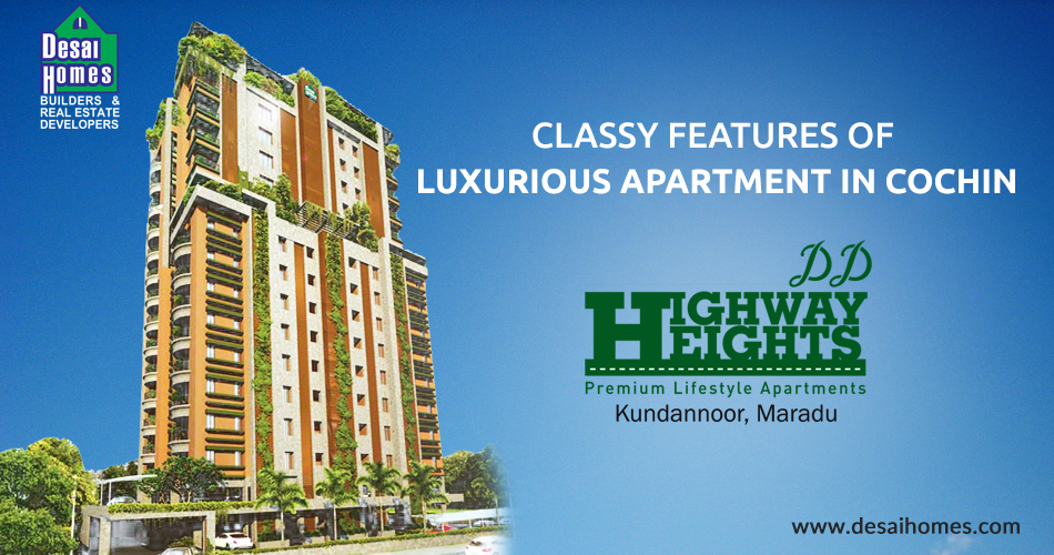 Features Of Luxury Flats In Kochi