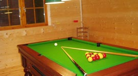 apartments in Kochi city amenities amen pool table