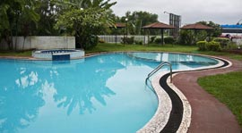 apartments in Kochi city amenities amen swimming pool