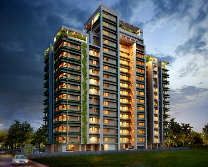 apartments in Kochi city