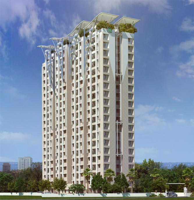 City Gate Apartments: Ready To Occupy Premium Flats & Apartments In SH Mount