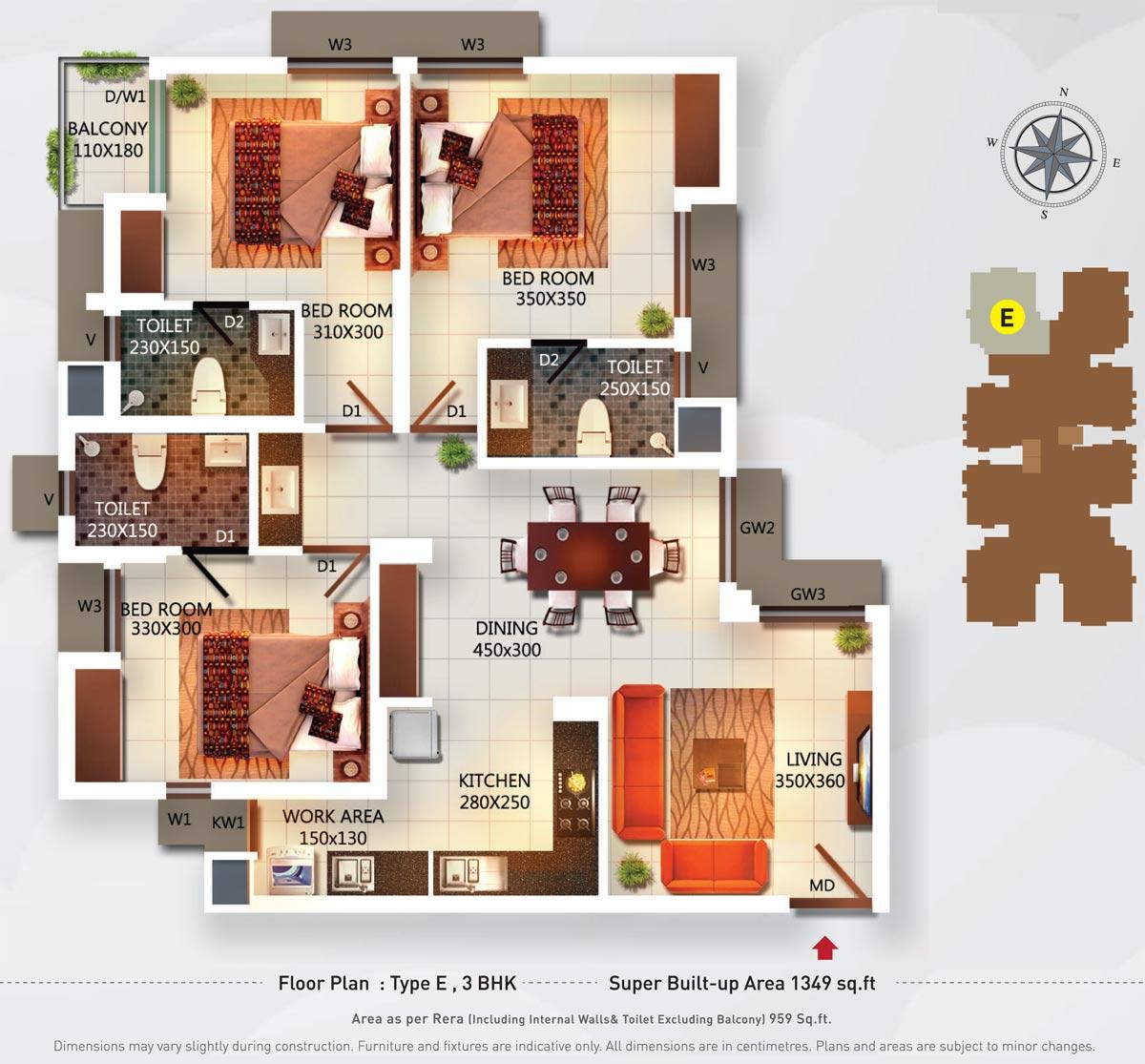 Luxury Flats & Apartments In Nattassery, Kottayam